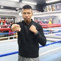 Uchiyama seeks revenge, title in bout with Corrales