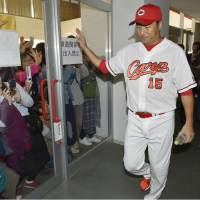 Kuroda reflects on baseball career that was 'too good to be true'