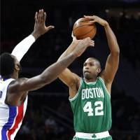 Celtics react fastest to sink Pistons