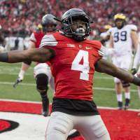 Ohio State holds firm at No. 2 in College Football Playoff rankings