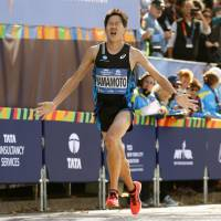 Yamamoto finishes fourth in New York City Marathon