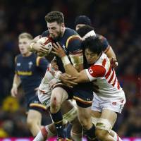 Wales denies battling Japan famous victory
