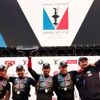 Ainslie sees 'huge potential' for Asia after America's Cup event in Fukuoka