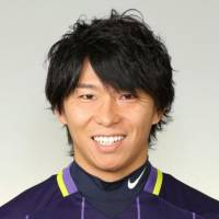 Veteran Sanfrecce striker Sato to join Grampus