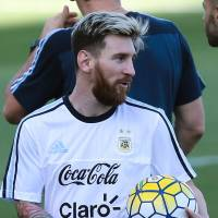 Brazil 'not scared' of returning Messi