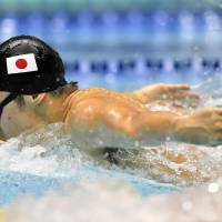 Sakai outperforms Seto in 200-meter butterfly showdown