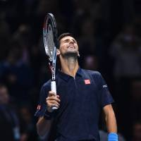 Djokovic stays undefeated