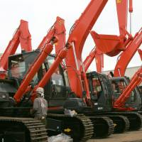 Japanese construction equipment firms riding greater demand in India