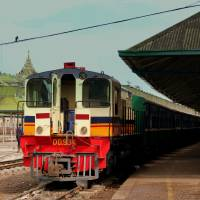 Yangon rail system to get upgrade