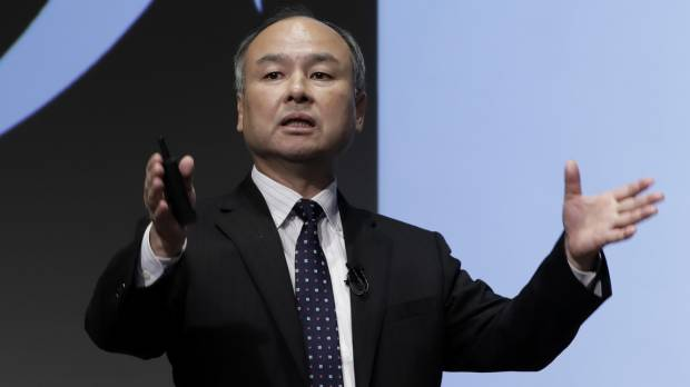 SoftBank's Son said to plan meeting with Trump in New York