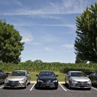 Toyota to revamp Camry early to defend turf in U.S. sedan market