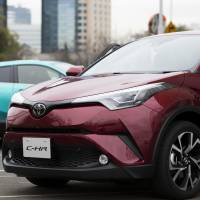Toyota chisels compact SUV latecomer with 'sexy diamond' design