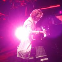 Emotional moments: Yoshiki's life has been filled with highs and lows, and the artist was honest with the audience in presenting them during his classical concert.