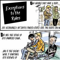 Exceptions Rules