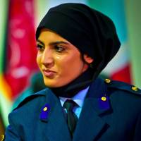 Afghans angry after qualified female air force pilot applies for asylum in U.S.