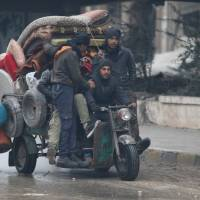 200,000 Aleppo civilians face dire threat as Assad presses endgame