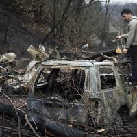 Two minors charged with aggravated arson in Tennessee wildfires fatal to 14