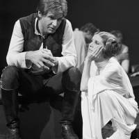 Disney faces 'Star Wars'-size dilemma over loss of Carrie Fisher
