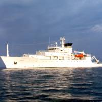 The oceanographic survey ship USNS Bowditch deployed an underwater drone that was seized by a Chinese warship in international waters in South China Sea on Thursday. | REUTERS