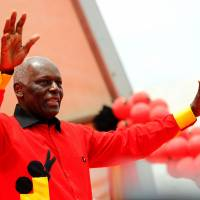 Angolan autocrat dos Santos to step down after 40 years in power