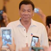 Philippines' Duterte says he may not 'be around' till end of term