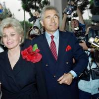 Zsa Zsa Gabor — first U.S. star famous for being famous — dies at 99
