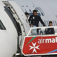 Malta hostage crisis declared over as hijackers release passengers and surrender