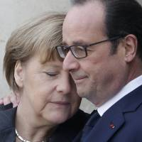 France's embattled Hollande rules out seeking re-election