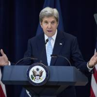 Kerry's 'hard truths' parting shot blasts Israeli settlements as foreclosing on two-state solution, peace