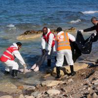 1,300 more migrants rescued in Mediterranean; 16 found dead