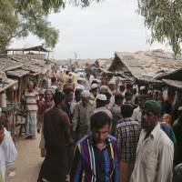 Amnesty International warns Myanmar over treatment of minority Rohingya