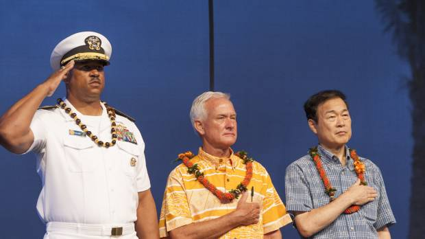 Two cities overcome Pearl Harbor legacy