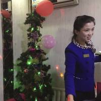 Christmas in North Korea: Lights and trees, but no direct link to religion