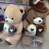 Teddy bears are sold at a wholesale market in Dandong, China, on the border with North Korea, on Nov. 23. | REUTERS