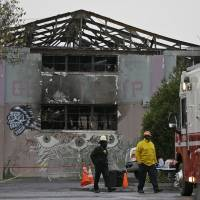 Oakland warehouse called disaster waiting to happen; smoke claimed most victims