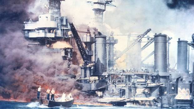 On 75th anniversary, U.S. veterans recall Japanese attack on Pearl Harbor