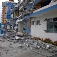 Two dead, refinery halted as M5.8 temblor, aftershocks rock coastal Ecuador
