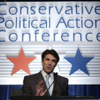 Rick Perry   BLOOMBERG NEWS