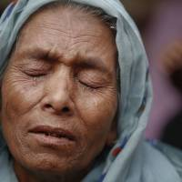 Rohingya who fled to Bangladesh recount rape, murder at hands of Myanmar forces