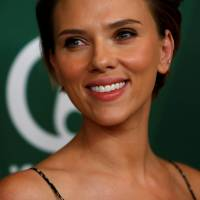Scarlett Johansson is the year's top-grossing movie star