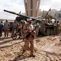 IS making 'last stand' in Libyan city: Pentagon