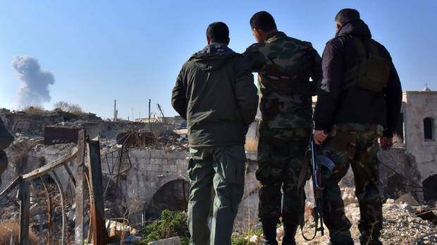 Fears about the missing grow as Syrian government squeezes Aleppo