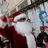 'Santa Claus isn't coming,' recession-hit Venezuelans tell kids