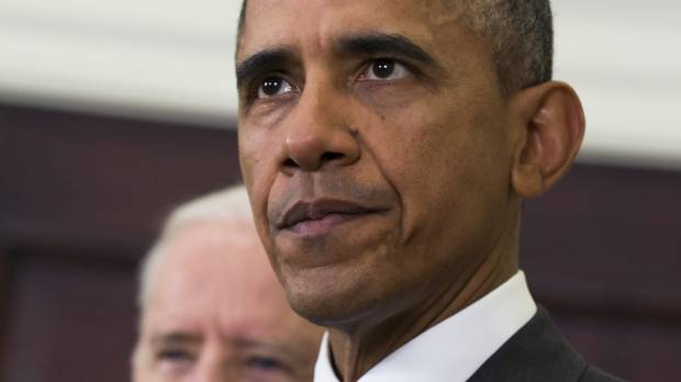 Obama legacy: Handing Trump a broad view of war powers