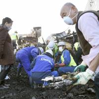Niigata fire victims to get up to ¥3 million in government aid