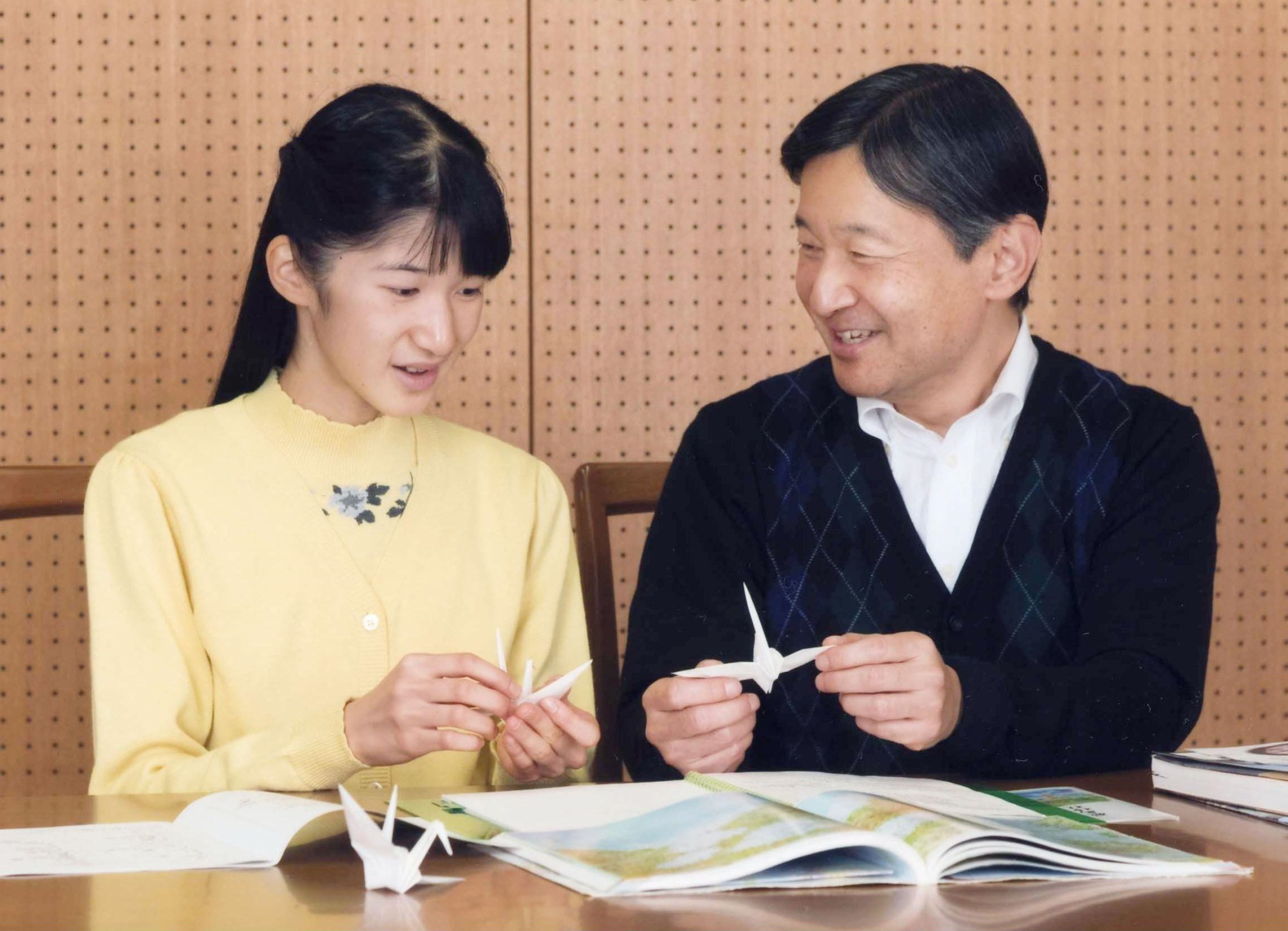 Princess Aiko Turns 15 Slowly Learning Official Duties