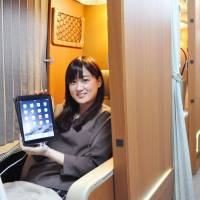 Overnight buses offering comfortable compartments proving popular in Japan