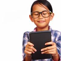 Students who failed to earn a healthy eyesight rating of 1.0 on the Japanese measurement system climbed to a record high in 2016. | ISTOCK