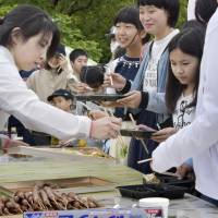 Japan's health ministry mulls dietary education at 'kodomo shokudo' cafeterias