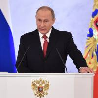 Putin tops Forbes' most powerful people list for fourth time